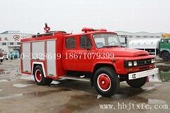 东风140消防车