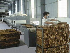 供应微波木材烘干设备