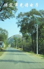 遼寧太陽能路燈工程