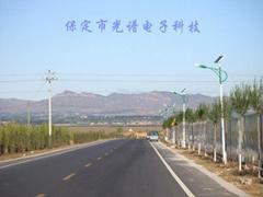 陝西太陽能路燈