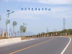 河北太陽能路燈工程