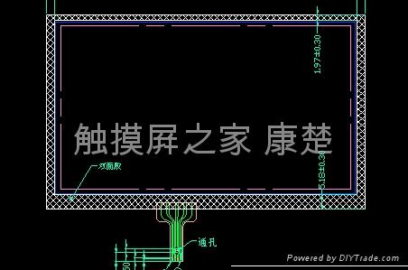 电阻触摸屏专业供应商  1
