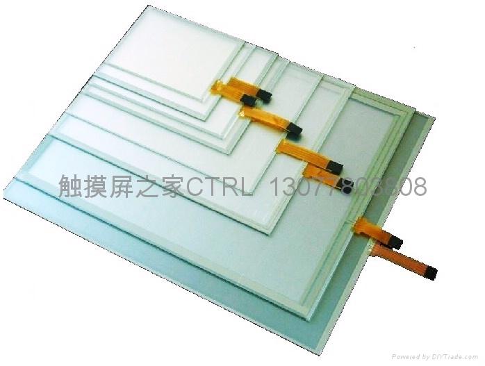 工厂供应5.2寸电阻式触摸屏 2