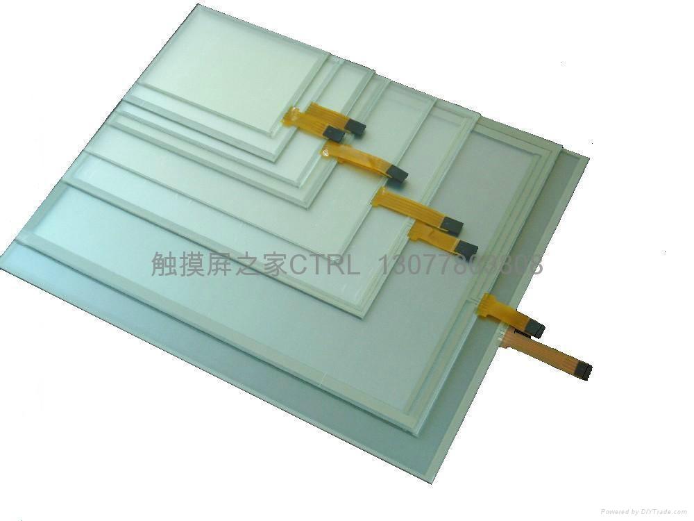 工厂供应8.9寸电阻式触摸屏  4