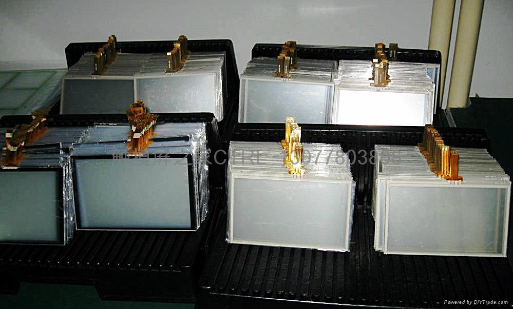 工厂供应8.9寸电阻式触摸屏  5