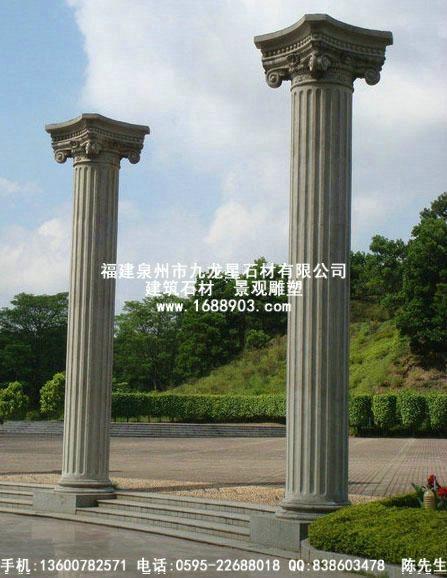 石材羅馬柱 3