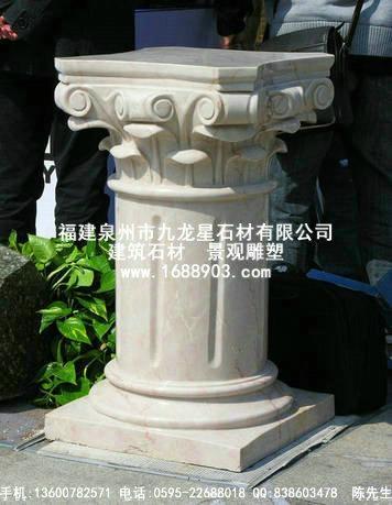 石材羅馬柱 4
