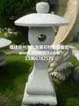 石灯笼雕刻