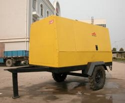 Diesel portable air compressor 1