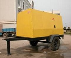 柴油移动式空压机