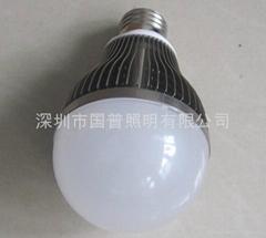 LED6W球泡燈