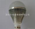 LED6W球泡燈 2