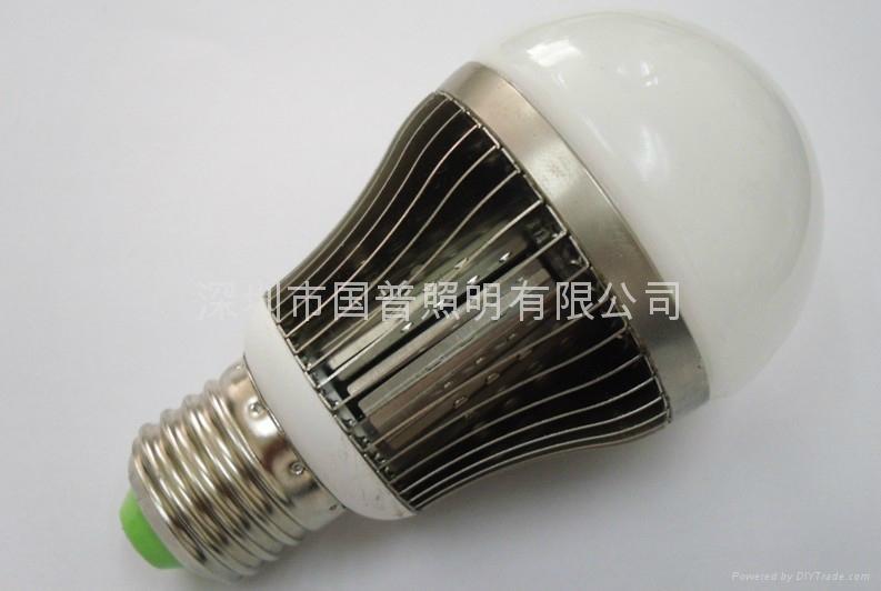 LED6W球泡燈 3