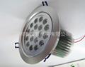 LED18X1W天花燈 4