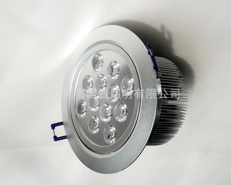 LED天花燈12W 1