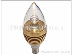 廠家直銷LED蠟燭燈