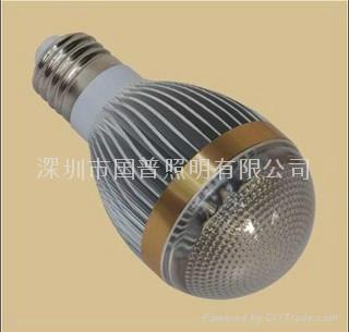 LED球泡燈 4