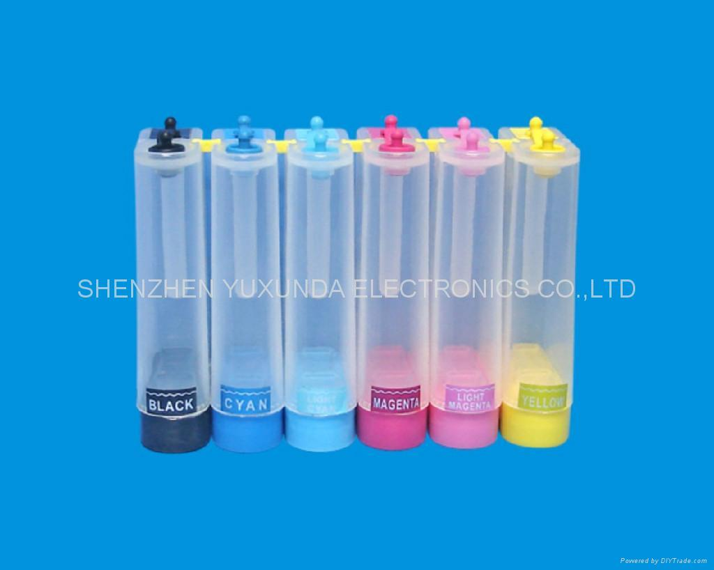 YXD2008-8连续供墨系统外置瓶 2