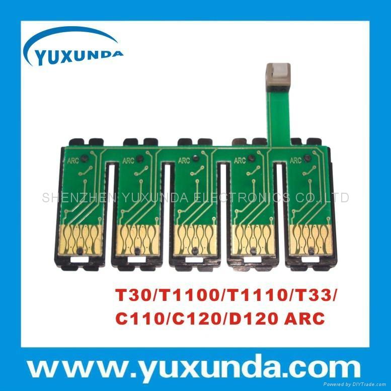 T30 T33 T1100 B1100 C120 D120 C110 Auto Reset Chip-ARC 1