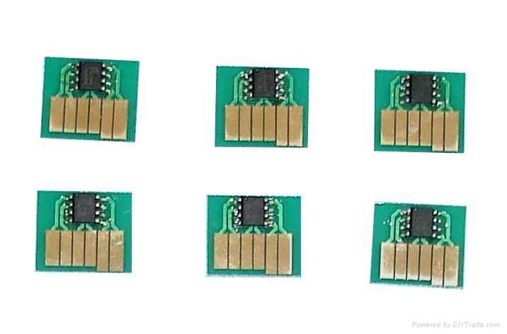 佳能大幅面打印机W6200/W7200一次性芯片 1