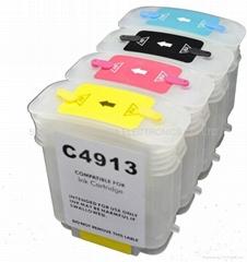 Refillable Cartridge for HP DJ510 (HP82)