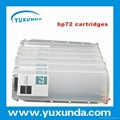 Refillable Cartridge for HP T610/T1100