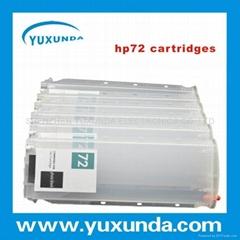 T610/T1100/T1120 (HP72)  填充墨盒