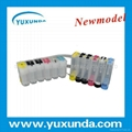 T610/T1100/T1120/T770/T620(HP 72) Continuous Ink Supply System(CISS)