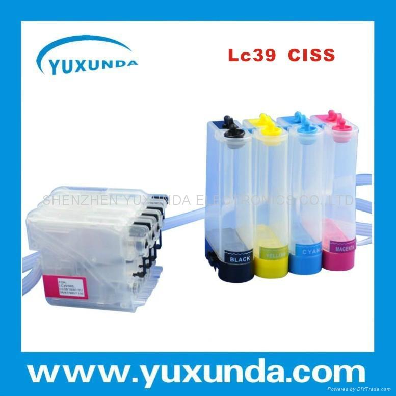 LC39 LC985 LC38 LC61连续供墨系统  1