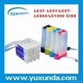 LC37 LC51 LC57 LC960 LC1000 连续供墨系统 1
