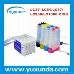 LC37 LC51 LC57 LC960 LC1000 连续供墨系统