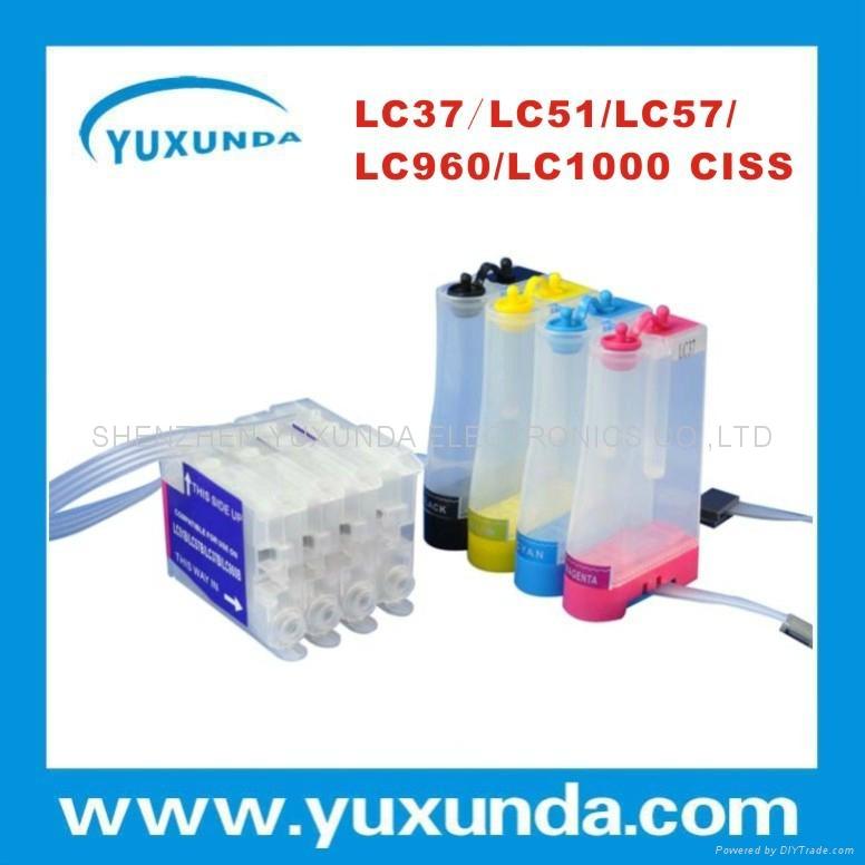 LC37 LC51 LC57 LC960 LC1000 连续供墨系统 2