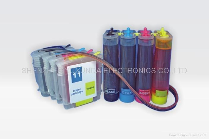 HP 100 1100 2000 9110 9120(HP10/11)连续供墨系统 1