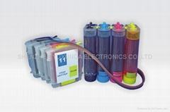 HP 100 1100 2000 9110 9120(HP10/11)连续供墨系统