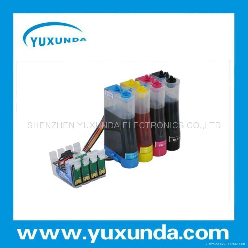 连续供墨系统T25/TX125/T22/TX120 1