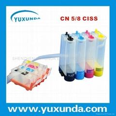 佳能新一代IP3300 3500 I4000 5000 MP500 MX700 连续供墨系统