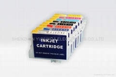 Epson 2100 2200 R1800 R2400 R2880 R1900 Refillable Inkjet Cartridge