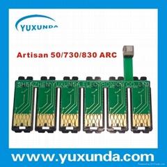 连体永久芯片 Artisan50/700/800/710/810/720/820/730/830