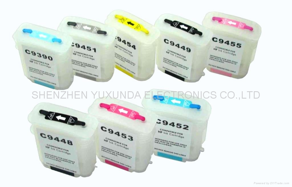 HP Designjet Z2100 填充墨盒 1