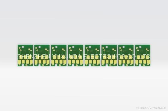 EPSON 7880C/9880C/9450/7450 一次性可复位芯片 2