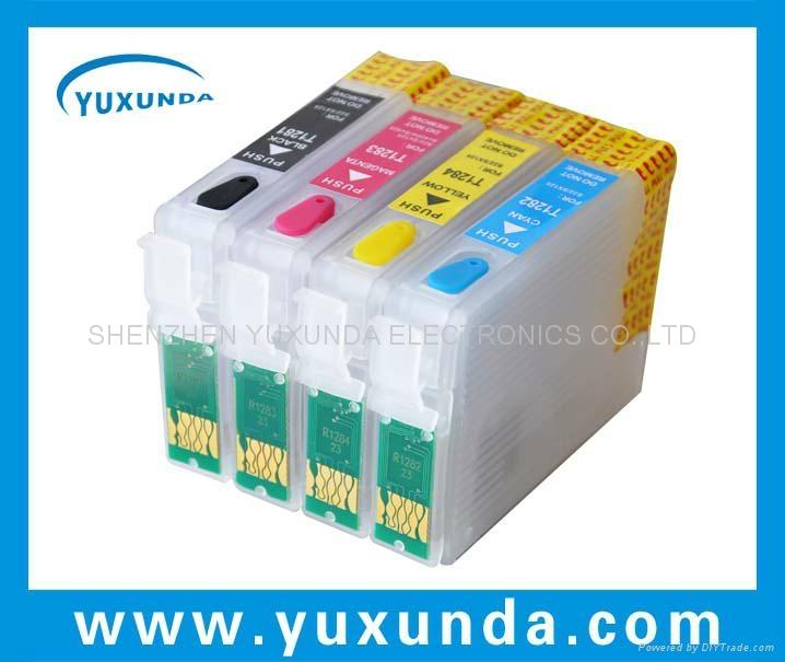 填充墨盒T128/T129/T125/T126 1