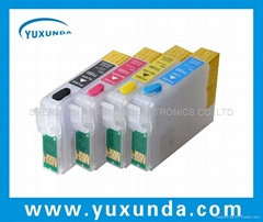 Epson T25/TX125/T22/TX120/TX420/TX305F Refillable Cartridge