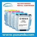 Refillable Cartridge for HP Designjet