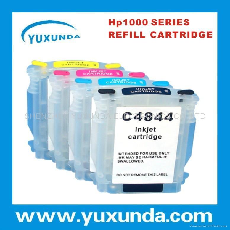填充墨盒HP10/82 1