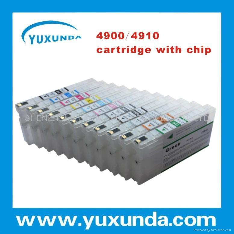 4910/4900填充墨盒 1