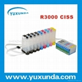 Continual Ink Supply System for R3000