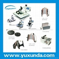 hot 8 in 1 multifunctional heat press