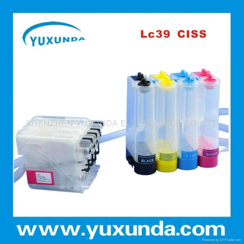 LC39 LC985 LC38 LC61连续供墨系统  2