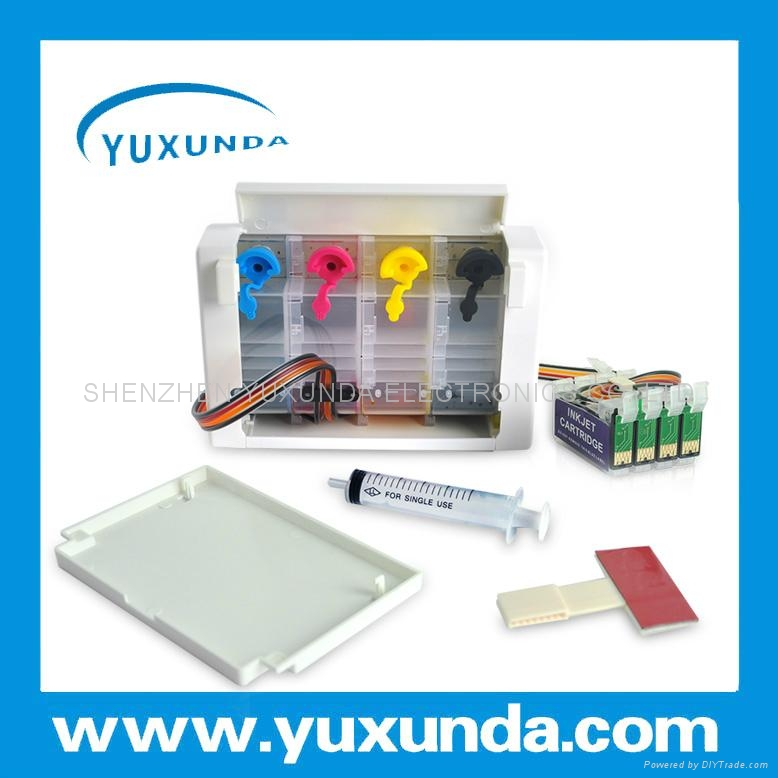 T13 T11 TX100 T40W TX209豪华型二代连续供墨系统   4