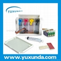 Continous Ink Supply System (CISS) for Epson T13 T11 TX100 T40W TX209